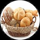 انواع نان و خمیر