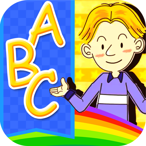 Learn English alphabet to children