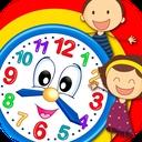 آموزش ساعت به کودکان