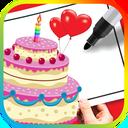 آموزش نقاشی خوردنی ها به کودکان
