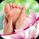 Education foot massage