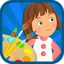 Paintings of Tina 2 (for children)