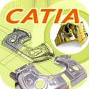 Training CATIA(drawing and welding)