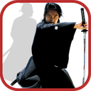 Training samurai sword