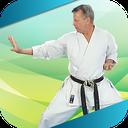 Shotokan karate kata training
