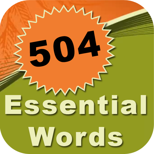 Learning 504 Essential Words