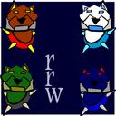 Runer robo Wolves