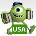 هیولای تصویری ۵۰۴ لغت ضروریAmerican
