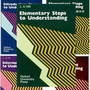 Elemantary Steps to Understanding
