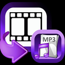 تبدیل حرفه ای فیلم به موزیک(MP3)