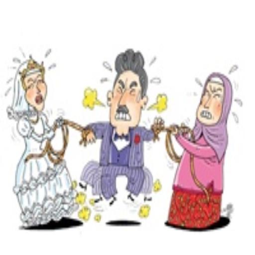دوستی عروس و مادر شوهر
