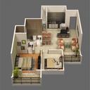 نقشه استاندارد خانه