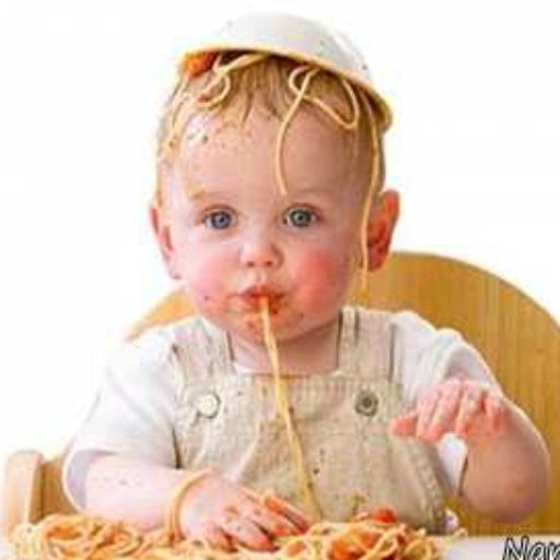 تزیین غذای کودک