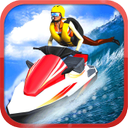 Rowing-racing game