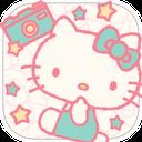Hello Kitty Collage