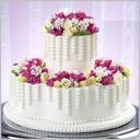 تزیینات کیک و شیرینی