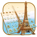 Eiffel Tower Keyboard