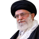 Imam Khamenei beautiful wallpaper