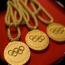 برندگان مدال طلای المپیک