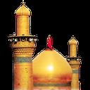 حرم امام علی(ع)-نمایش3بعدی زنده