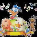ترانه و قصه های کودکانه صوتی و متنی