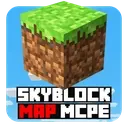One Block Map for MCPE
