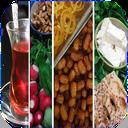 غذاهای ماه رمضان