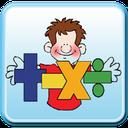 ریاضی کودک(ضرب+جمع+تفریق+بازی+..)