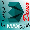 3DS Max 2016(Demo)