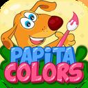 پاپیتا رنگی