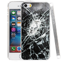 You broke my phone