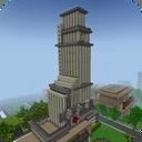 Mini Modern City Craft