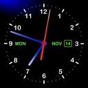 Digital Clock Live Wallpaper & Launcher