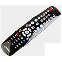 ریموت کنترل - تلویزیون +ستاپ باکس