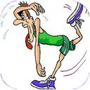 مشکلات ورزشی