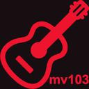 Bazi  mv103 gitar