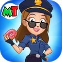 My Town : Police Station game for Kids