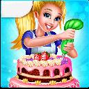 بازی اشپزی کیک عروسکی