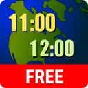 World Clock Widget