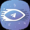 تلگرام بازدید