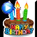 ANIMATED Happy Birthday Stickers (WAstickerApps)