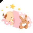 خواباندن نوزاد با صداهای آرامشبخش