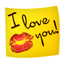 i love you (sms)