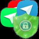 telegram pattern lock