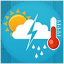 هواشناسی باران,متریال،کاربرپسندسریع