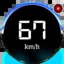 Accurate Speedometer - Digital HUD GPS Speed Meter