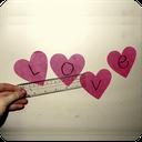 سنجش میزان عشق