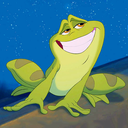 The Princess and the Frog audio