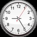 Screen Saver Clock