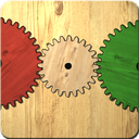 Gears logic puzzles